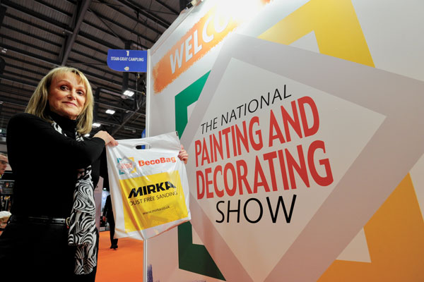 Painting and Decorating Show celebrates 14 years of growth