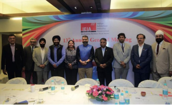 New President for India's IEIA