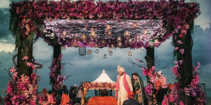 The Trendiest Mandap Decor For The Summers of '19.