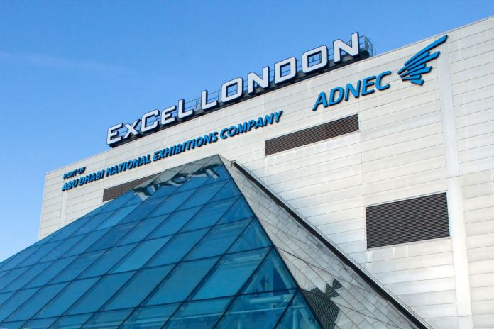 ExCeL London to host 2021 European AIDS Conference